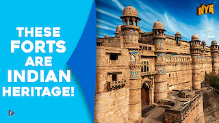 Top 5 Indian forts to see before your die