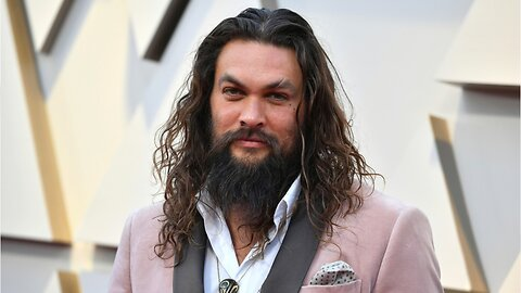 Jason Momoa apologizes for overshadowing the release of Mueller report