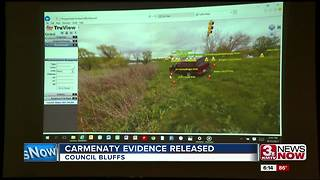 Wesley Correa-Carmenaty evidence released - Video