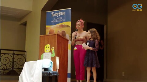Caly's Cancer Foundation Appearance Honors A Special Friend - Caly On The Good