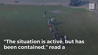 Shooter Opens Fire in TX High School, Multiple Casualties Reported - Video