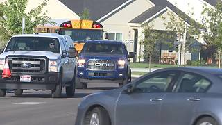 Law enforcement promotes school zone safety in the Treasure Valley