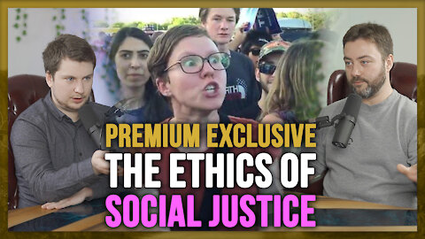 PREVIEW: The Ethics of Social Justice
