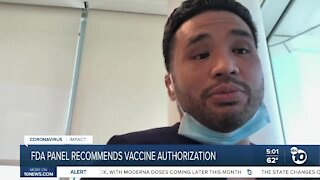 Hospitals lay out vaccine distribution for staff