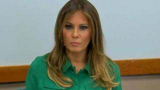 FLOTUS Melania Trump - Video