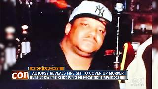 FATAL FIRE NOW HOMICIDE - Video