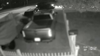 St. Pete Police release video of suspect vehicle in shooting that killed 24-year-old