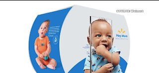 Walmart expands its breast-feeding pods