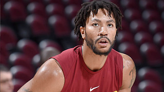 WTF!!? Derrick Rose Just Signed with WHO?? - Video