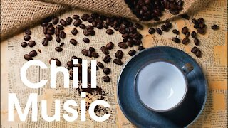 Dinner Jazz And Night Coffee Vibes - Cafe Ambience, Chill Music To Relax You For Study Motivation