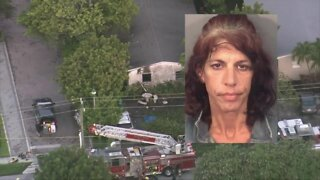 Woman found dead in Delray Beach house fire ruled homicide