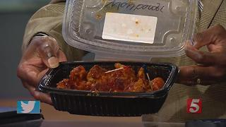 Steve, Amy, & Lelan Enjoy National Chicken Wing Day - Video