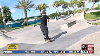 Local triple amputee skateboarding star headed for X Games