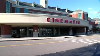 Movie goers rejoice on opening day for theaters in parts of NYS