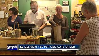 UberEATS launches in Boise Tuesday - Video