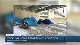 The Rebound Detroit: Tackling homelessness and addiction