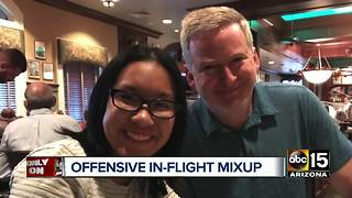 Southwest Airlines suspicious that man is trafficking daughter - Video
