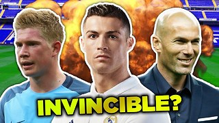 Have Ronaldo and Zidane Made Real Madrid Unbeatable?! | W&L - Video