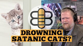 The Babylon Bee Responds To Hate Mail About Satanic Cats