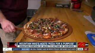 Mountain Mike's Pizza holds 'Pizza for a Purpose' fundraiser on Cyber Monday - Video