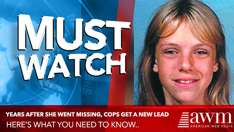 25 Years After She Went Missing, Cops Finally Get A Call From Her Brother. Breaks Open Case