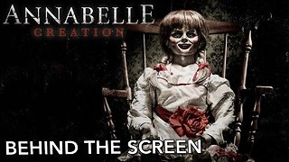 The Real Story of Annabelle || Behind the Screen