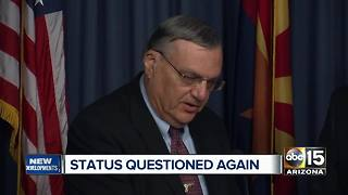 Arpaio attorney says the former sheriff should be off the hook - Video
