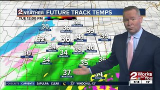 2 Works for You Monday Morning Forecast