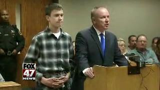 Competency exams next for 3 teens in rock-throwing death - Video