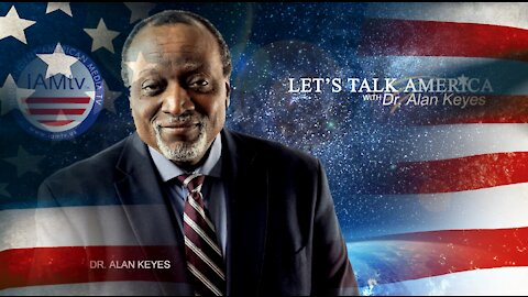 Dr. Alan Keyes Promotes The New American Magazine