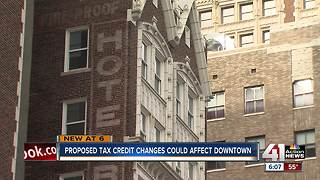 Several bills threaten Missouri historic preservation tax credit - Video