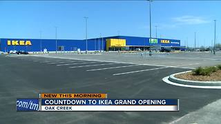 Oak Creek IKEA geared up for grand opening - Video