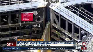 Future solutions to Lake O water releases - Video