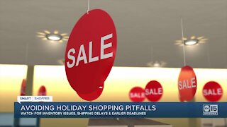 Expect shipping delays this holiday season and start shopping now