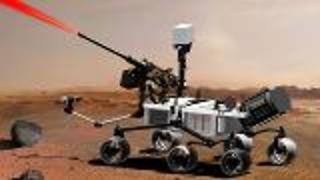 On Science - Mars' Laser Skills - Video