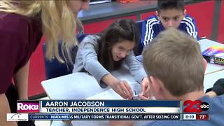Local high school students teach science and energy to Bakersfield children - Video