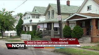Cleveland City Council approves 65 million dollars to boost neighborhoods - Video