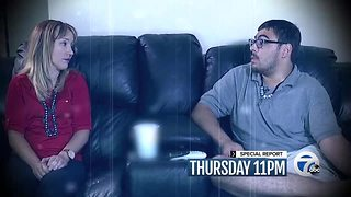 Thursday at 11: Trapped in an attic - Video