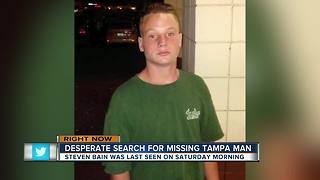 Missing & endangered: Tampa police search for 18-year-old with mental disability - Video