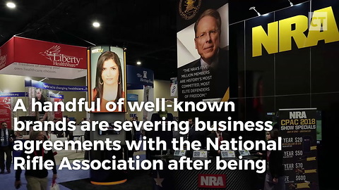 These Companies Cut Ties With NRA… Time to Boycott