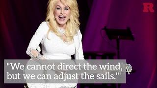 Here Are 5 Of Dolly Parton's Favorite Quotes | Rare Country - Video