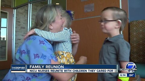 Family grateful for Denver NICU after all three children were cared for there