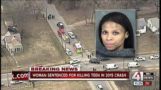 Tamika Pledger sentenced to more than 5 years in prison for fatal crash - Video