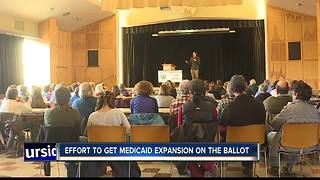 Medicaid expansion on the ballot? Efforts kickoff in Boise - Video