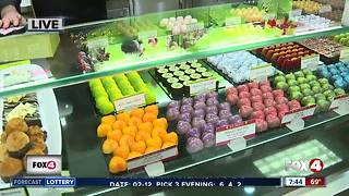 Sweet Valentines Day at Norman Love Confections - 7:30am live report - Video