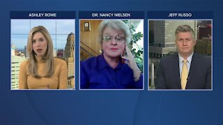 Dr. Nancy Nielsen on impact of vaccine hesitancy after J&J vaccine pause