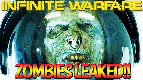 Zombies leaked in Infinite Warfare!