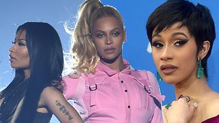 Beyonce Sides With Nicki Minaj, Cardi B Planning Epic Diss Track
