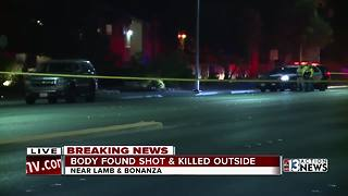 Two deadly shootings within an hour - Video