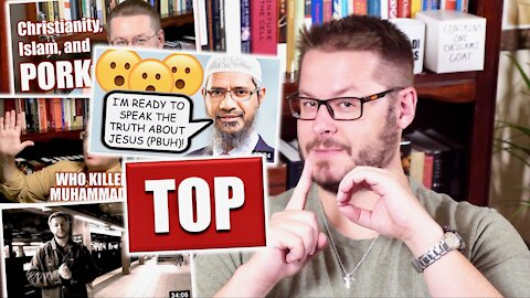David Wood's Top Ten Videos of All Time! (By Number of Views)